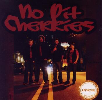 No Pit Cherries - No Pit Cherries (EP)