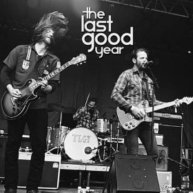 The Last Good Year - Steady Road (Single)