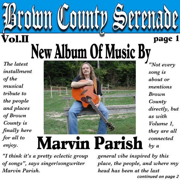 Marvin Parish - Brown County Serenade, Volume 2