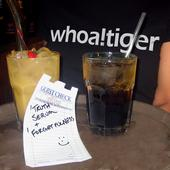 Whoa!Tiger - Truth Serum and Forgetfulness