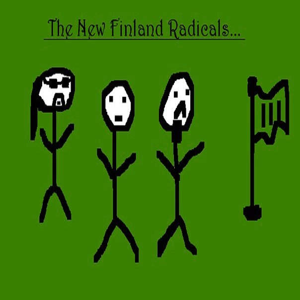 The New Finland Radicals - Demo (2009)