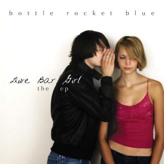 Bottle Rocket Blue - Dive Bar Girl