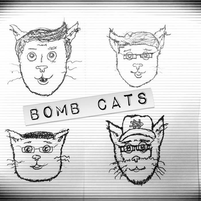 Bomb Cats - Around the Corner (Demo)