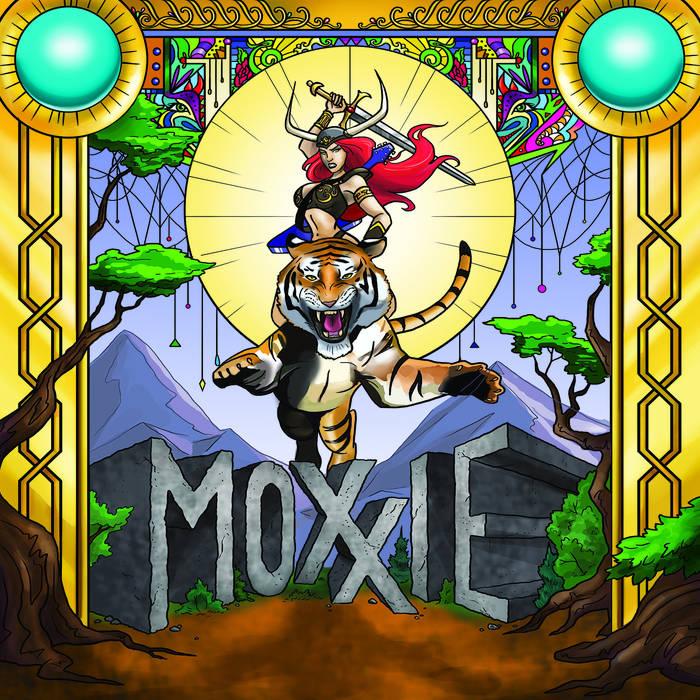 Moxxie - Moxxie